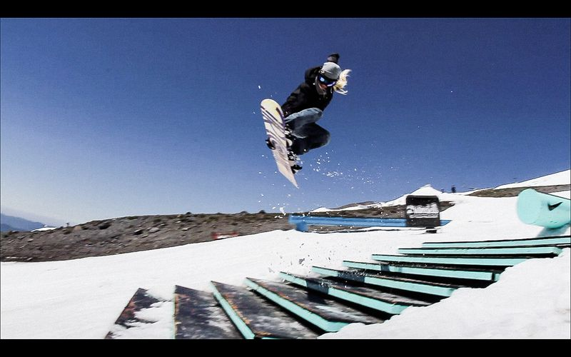 Pool jam stairs  bs 180 out